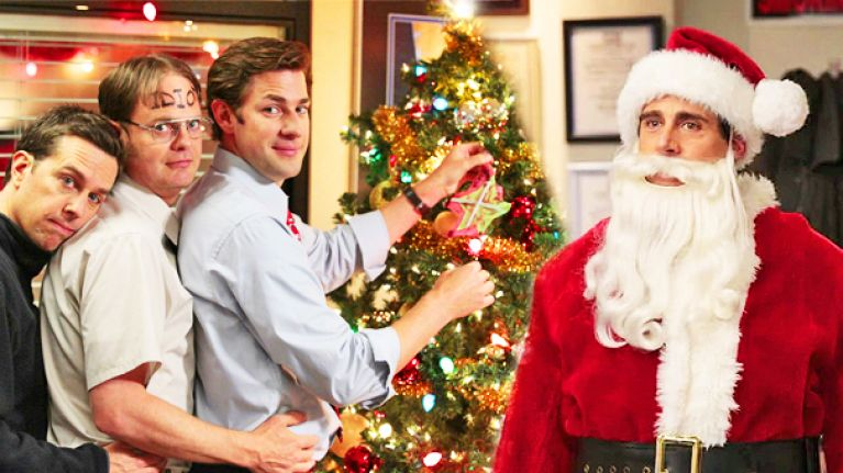 Image result for the office christmas