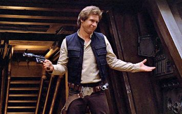 Harrison Ford has a cracking anecdote about the filming of Star Wars