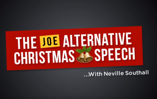JOE's Alternative Christmas Speech, brought to you by Neville Southall
