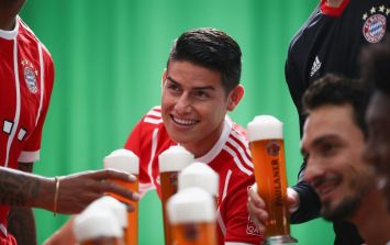 James Rodriguez not keen on Real Madrid return any time soon