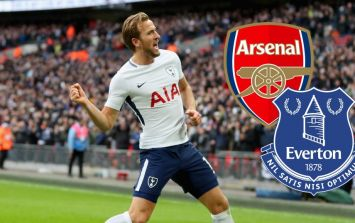 Everton and Arsenal fans want you to know something about Harry Kane's 'record-breaking' goal tally