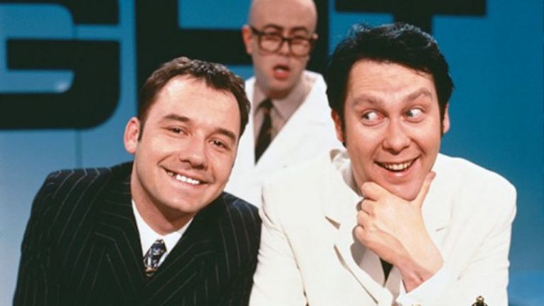 An absolutely classic TV comedy show returns tonight for the first time in 25 years