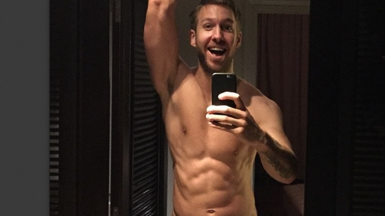 Calvin Harris is absolutely ripped these days - here's how he did it...