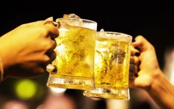 Bad news: Drinking just three pints a day could give you cancer