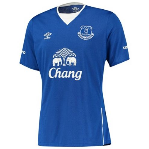 Everton: It's going to be a long season for Toffees fans as they return to the gaudy v-neck for some reason - 5/10