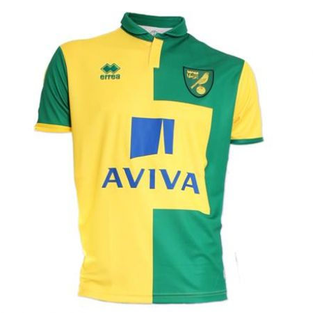 Norwich City: The Premier League hipsters' jersey of choice - 8/10