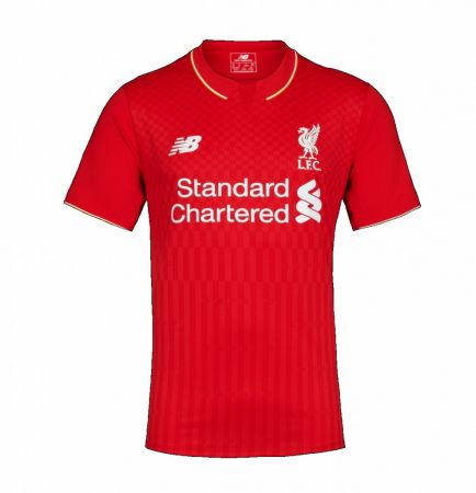 Liverpool: They haven't had much luck with kit manufacturers around Anfield recently, and it seems that trend is continuing - 6/10
