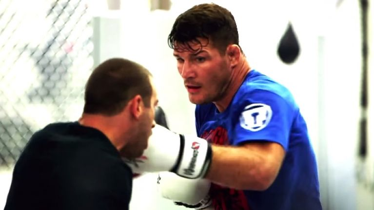 This hardcore training video shows why Michael Bisping is still a UFC title contender