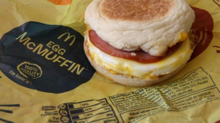 People are claiming McDonald's all-day breakfast might have turned out to be a huge disaster