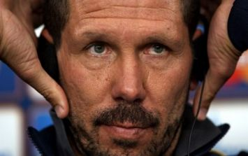 Diego Simeone is the most ripped manager in world football (pic)