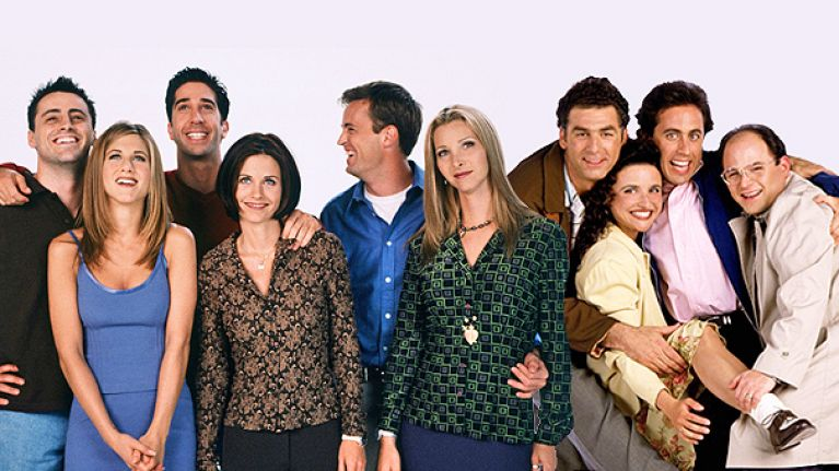 Writer admits there was talk of Seinfeld/Friends crossover episodes