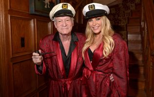 Hollywood stars 'had secret tunnels leading to Playboy Mansion', apparently...