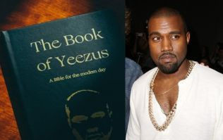 Holy sh*t! You can get your very own Kanye West bible