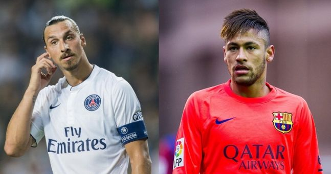 PokerStars to pursue Neymar after Ibrahimovic bid fails?