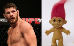 UFC fighter Michael Bisping ruins internet troll...and gets his own Thug Life