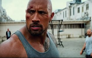 The Rock was a muscular, moustachioed man-child even at 16 years old