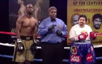 Video: Mayweather vs Pacquiao parody more entertaining than the real thing