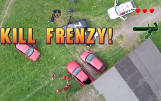 Video: Grand Theft Auto 2 brilliantly recreated by drone camera