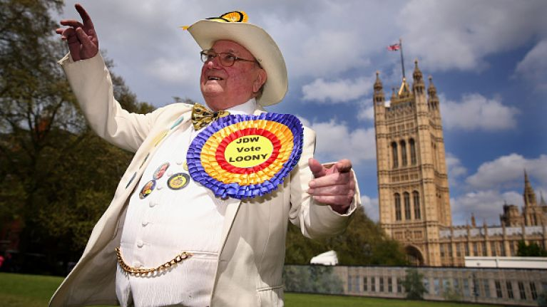 BNP get fewer votes than the Monster Raving Loony Party