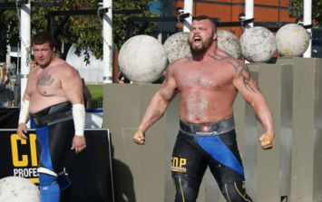 Eddie Hall intends to inflict Taken-style revenge on 'He-Man' who broke his machine