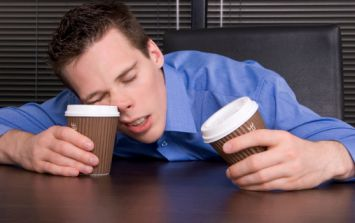 Video: Scientists claim sleepyheads are drinking their morning coffee all wrong...