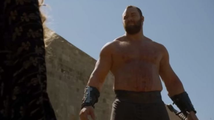 The Mountain from Game of Thrones becomes Iceland's Strongest Man for fifth time