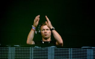 DJ Pete Tong reading out his full website address in 1995 is a classic...