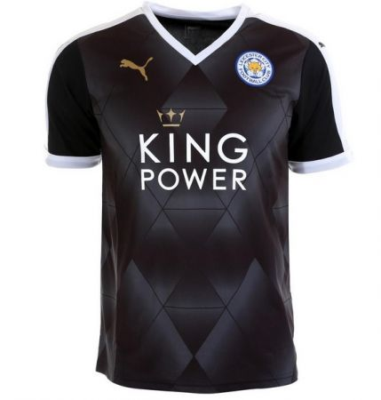 Leicester City Away: So close to being a great kit, but just a tad too shiny - 6/10