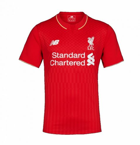 Liverpool Home: They haven't had much luck with kit manufacturers around Anfield recently, and it seems that trend is continuing - 6/10