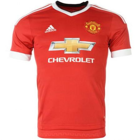 Manchester United Home: This year's design was the worst-kept secret in football - 6/10