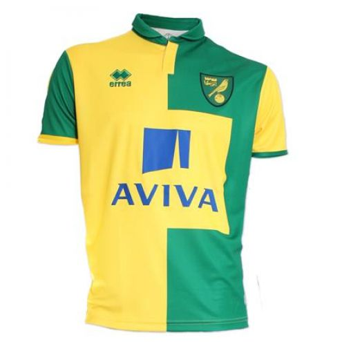Norwich City Home: The Premier League hipsters' jersey of choice - 8/10