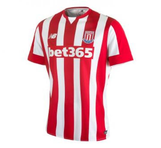 Stoke City Home: You knew exactly what this jersey was going to look like before you even clicked - 5/10
