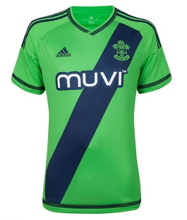 Southampton Away: Horrendous. Who could possibly think these colours go well together? - 2/10