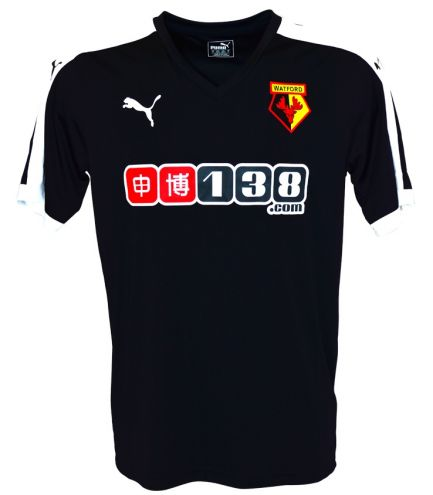 Waford Away: Probably the only club in the league with a noticeably superior away strip - 8/10