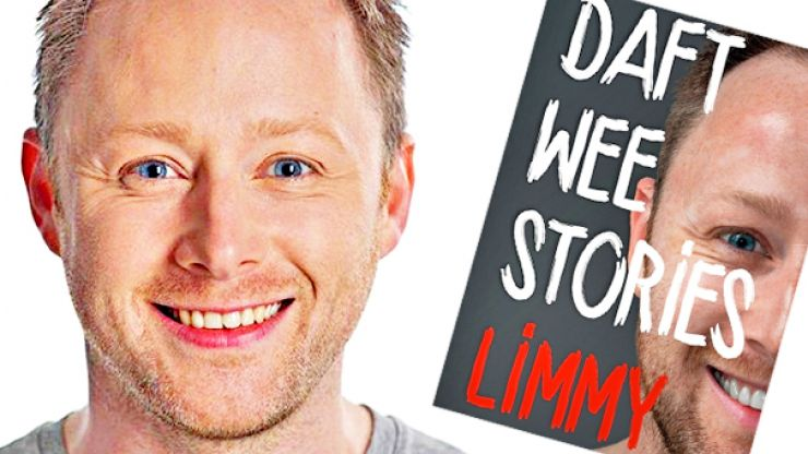 Limmy's Daft Wee Stories tour is fun for all the family...