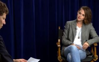 Kristen Stewart and Jesse Eisenberg's clever take on Hollywood sexism (Video)