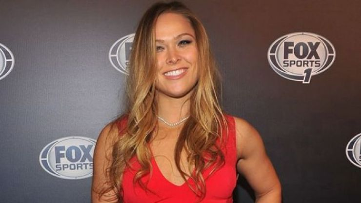 Ronda Rousey reveals UFC once flew private chef 412km just to make her hot wings