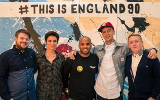 Exclusive: Shane Meadows drops big hint of This is England '90 follow-up at the première (Video)