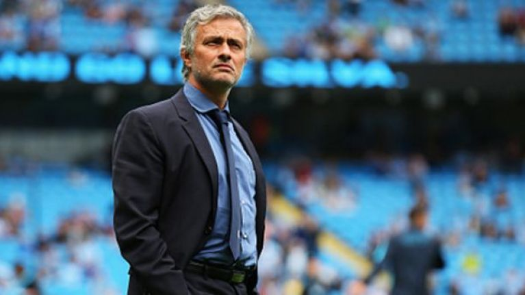 cc59ea90dd1 Jose Mourinho has his own statue waiting for him at Porto (Pic ...