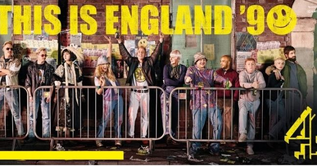 Exclusive: This Is England '90 cast sit down - and get naked - with JOE