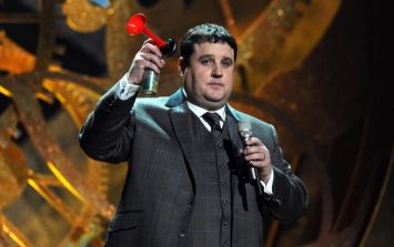 Peter Kay speaks in a cockney accent for new sit-com (video)
