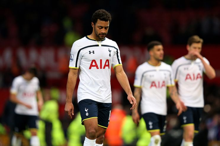 Mousa Dembele - £15m - The jury's still out on the former Fulham midfielder