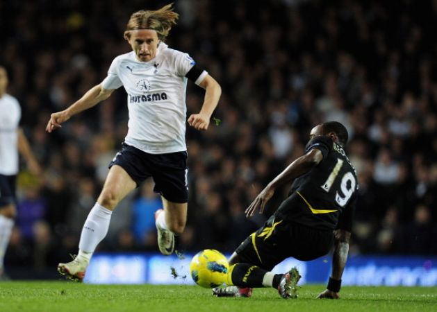 Luka Modric - £16.5m - One of the success stories, now starring for Real Madrid