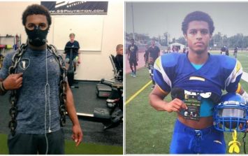This 'superhuman' 15-year-old boy was raised for a decade to be the ultimate athlete (Video)