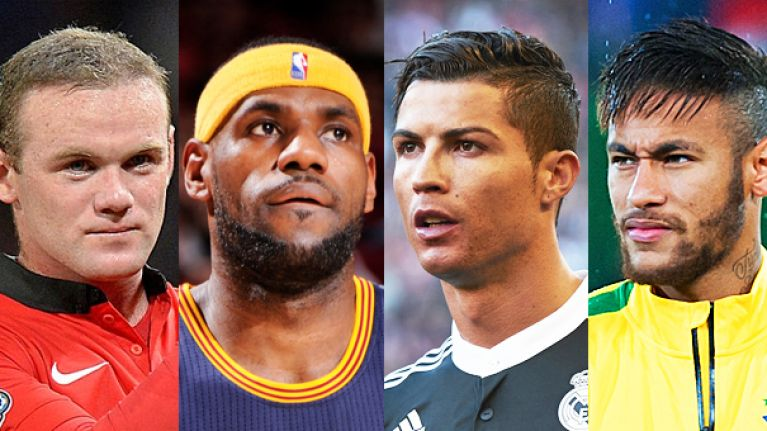 Find out how much the world's biggest sports stars get paid to send out sponsored tweets