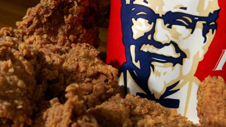KFC is letting robots scan your face and tell you what to order