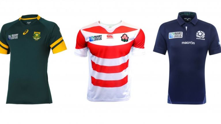 c502ae4f3be See all the 2015 Rugby World Cup kits in one place (Gallery) | JOE.co.uk