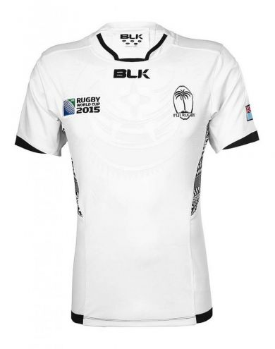Fiji: A brilliant kit. The perfect example of how to make black and white interesting - 9/10