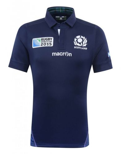 Scotland: The Scots have one of the most underrated kits in world rugby - 8/10