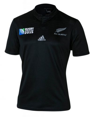 New Zealand: Nobody can say they're surprised by this kit. Iconic - 7/10